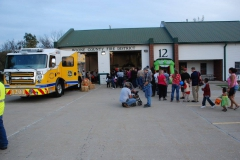 Crowd at Station 12