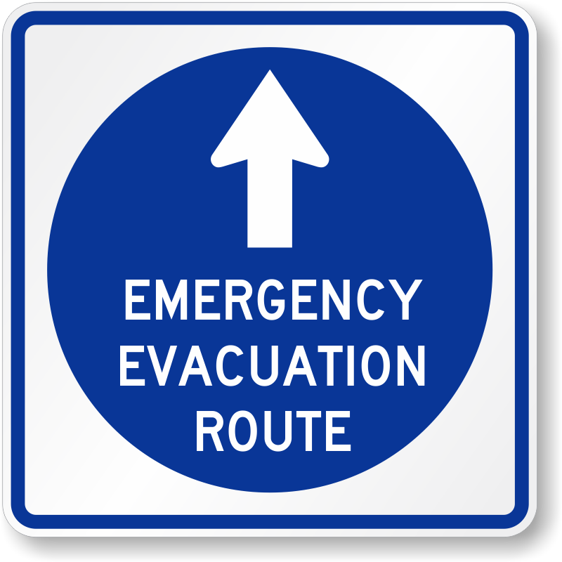 Learn Your Local Evacuation Routes News Image