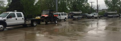 Missouri Task Force 1 Deploying a Type 4 Task Force Ahead of Expected Flooding News Image