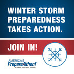 Winter Storm Preparedness Takes Action