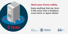 Stay Warm with Home Heating Safety News Image