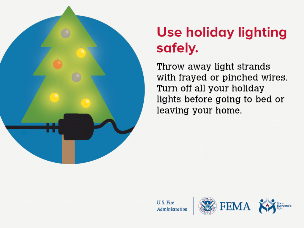Holiday Light Safety News Image