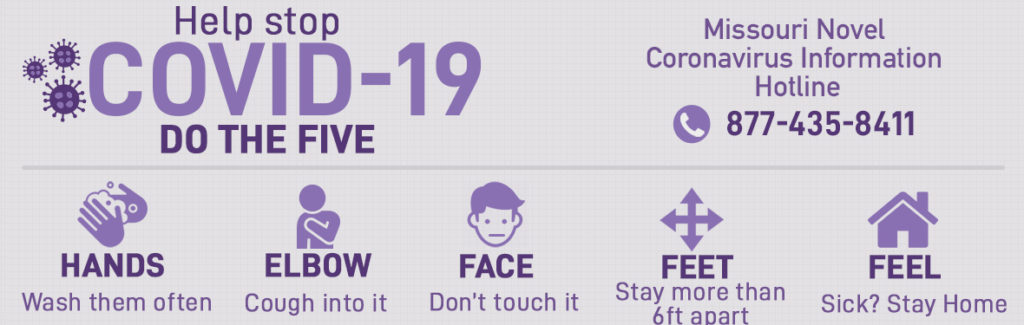 COVID-19 Hotline Information News Image